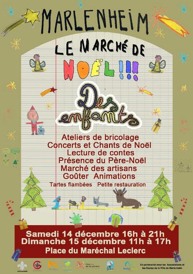 2019 11 19 le marche de noel des enfants 2019 a marlenheim