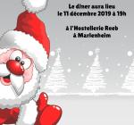 Agence Alchimie Alsace - Dîner de Noël des Réseaux Professionnels