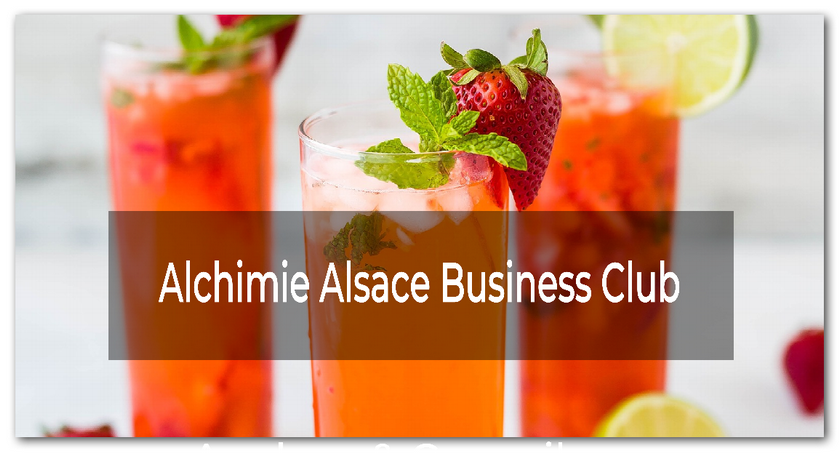 Alchimie alsace business club