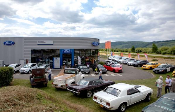Garage schaeffer automobiles a marlenheim
