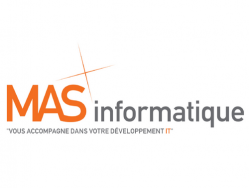Mas informatique logo