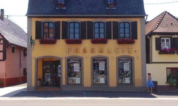 Pharmacie de l ange marlenheim