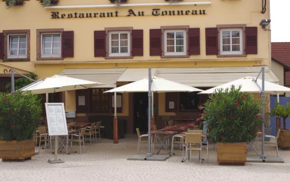 Restaurant au tonneau marlenheim